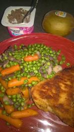 Diner Laeti 589 Calories