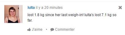 Mfp perte poids