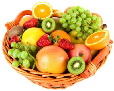 Panier fruits rg traiteur